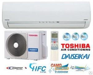 сплит системы TOSHIBA